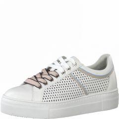 Damen Sneakers mit Plateauabsatz