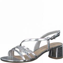 Damen Sandaletten mit dezenten Schleifchen