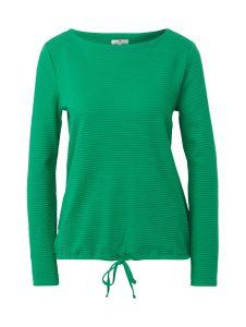 Damen Sweatshirt mit Strukturmuster