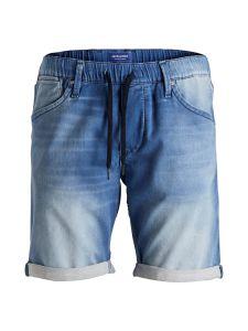 "JACK&JONES Herren Shorts ""Jjirick Jjdash"" denim hell"
