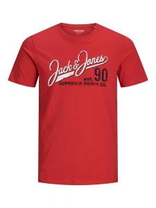 Herren T-Shirt Jjelogo