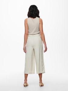 Damen Hose mit Paperbag-Taille