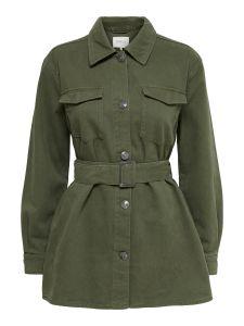 Damen Jacke im Utility-Style
