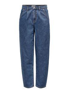 Damen Jeans mit Bundfalten