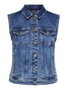 Damen Weste aus Jeans