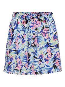 Damen Shorts mit Allover-Print
