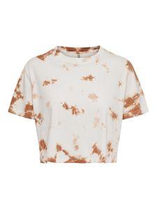 Damen T-Shirt im Batik-Design