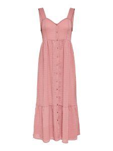 Kleid mit breiten Tägern