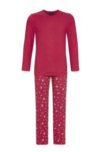 Herren Pyjama mit Elch-Motiv