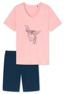 Damenschlafanzug Bermuda KURZ