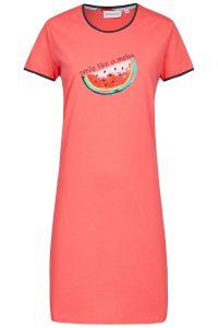 Damen Nachthemd mit Melonen-Motiv