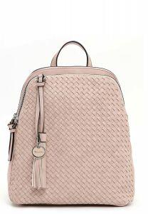 Rucksack in Uni-rosa