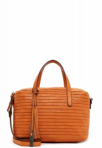Bowlingbag in Orange