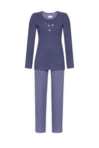 Pyjama mit Motivdruck