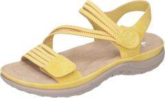 Damen Sandalen mit mehrteiligen Riemchen