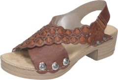 Damen Sandaletten aus Leder