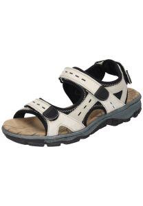 Damen Sandaletten mit Klettverschluss
