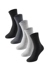 Damensocken im 5er Pack