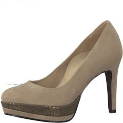 TAMARIS Damen Pumps Leder